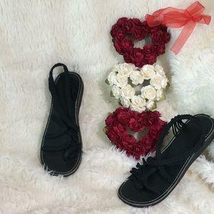 Very Cute Flat Sandals
